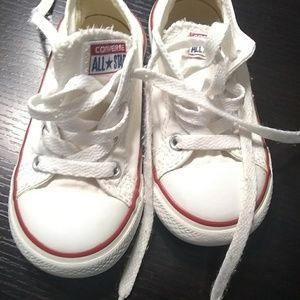 Converse All Star white size 8